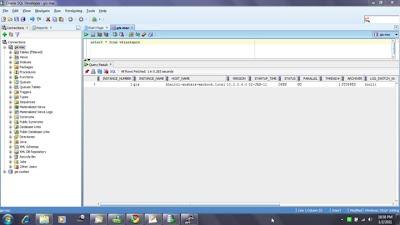 Oracle 10g run on Mac - Khairul Anshar